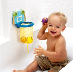 Munchkin игрушки для ванны Баскетбол
