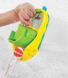 Munchkin игрушки для ванны Весёлая лодочка