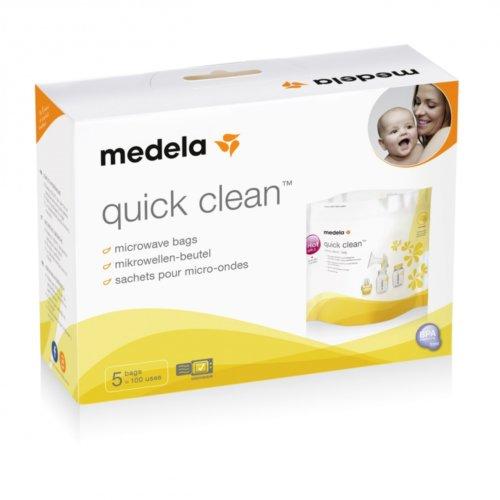 Medela пакеты для микроволновой печи