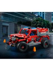 LEGO Technic Служба быстрого реагирования
