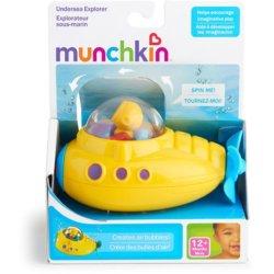Munchkin игрушка для ванны Подводная лодка