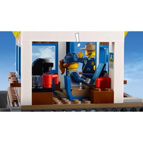 LEGO City Police Полицейский участок в горах