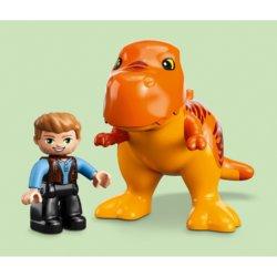 LEGO DUPLO Jurassic World Башня Ти-Рекса