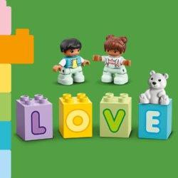 LEGO DUPLO Грузовик Алфавит