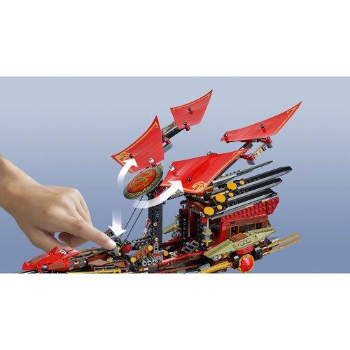 LEGO Ninjago Корабль «Дар Судьбы». Решающая битва