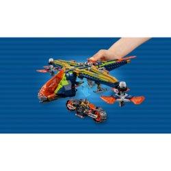LEGO Nexo Knights Аэро-арбалет Аарона