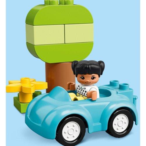 LEGO DUPLO Classic Коробка с кубиками