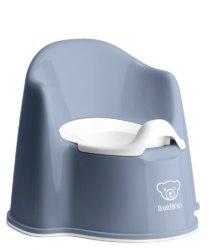 BabyBjorn горшок — кресло синий