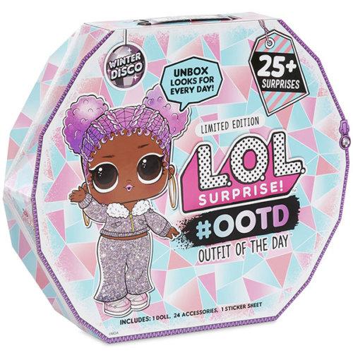L.O.L. Surprise 562504 Модный образ «Зимнее диско» (25 сюрпризов)