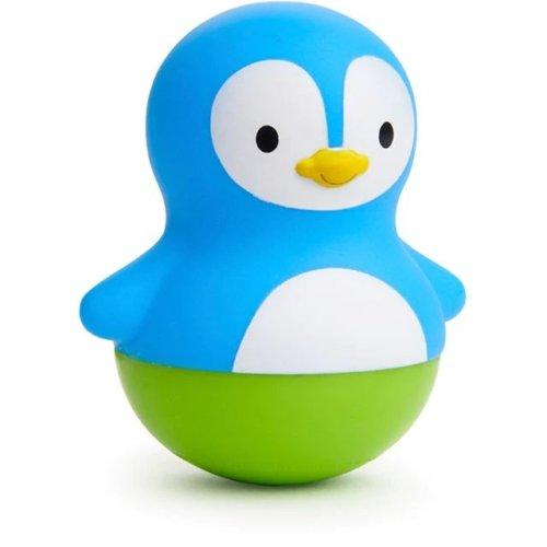 Munchkin игрушки для ванны поплавки Медведь и Пингвин от 6 мес