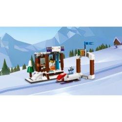 LEGO Зимние каникулы