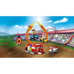 LEGO Toy Story 4 Трюковое шоу Дюка Бубумса