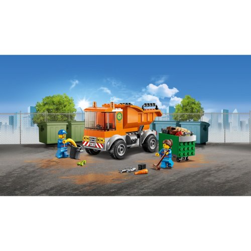 LEGO City Great Vehicles Мусоровоз
