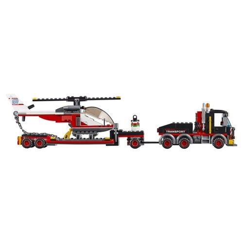 LEGO City Great Vehicles Перевозчик вертолета