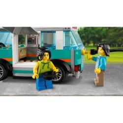 LEGO City Nitro Wheels Станция технического обслуживания