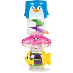 Munchkin игрушки для ванны Пирамидка 3 в 1