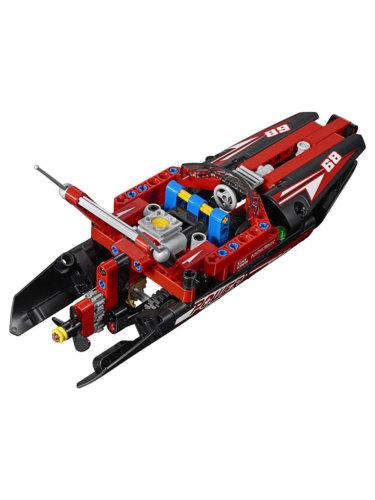 Lego Technic Моторная лодка