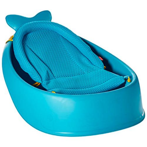 Skip Hop ванна для купания ребенка голубая