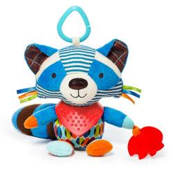 Skip Hop игрушка-подвеска разивающая «Енот»