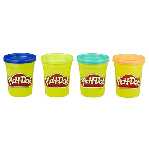 Play-Doh Набор из 4 банок