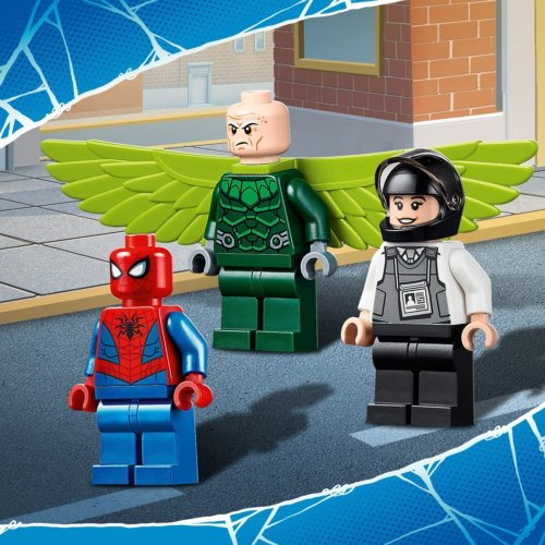 LEGO Super Heroes Ограбление Стервятника