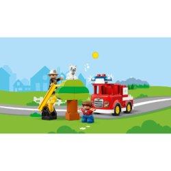 LEGO DUPLO Town Пожарная машина