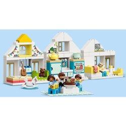 LEGO DUPLO Town Дом модульный