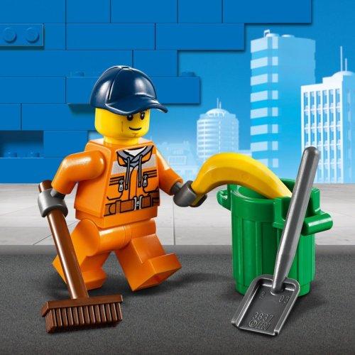 LEGO City Great Vehicles Машина для очистки улиц