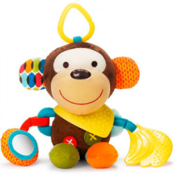 Skip Hop игрушка-подвеска развивающая «Обезьяна»