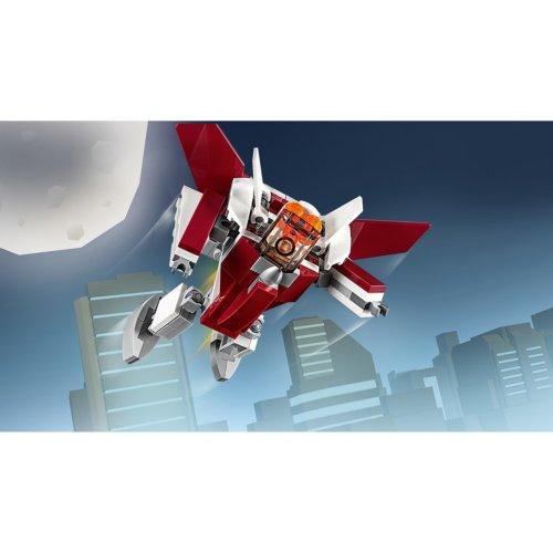 LEGO Creator Истребитель будущего