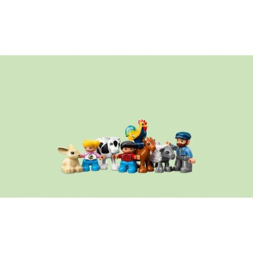 LEGO DUPLO Town День на ферме