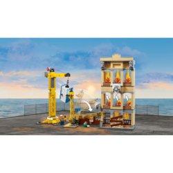 LEGO City Fire Центральная пожарная станция