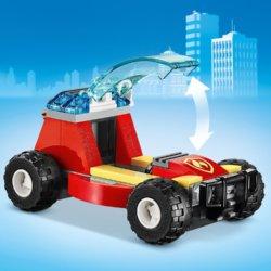 LEGO City Fire Лесные пожарные