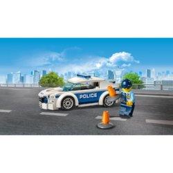 LEGO City Police Автомобиль полицейского патруля