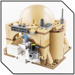 LEGO Star Wars Хижина Оби-Вана Кеноби