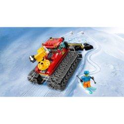 LEGO City Great Vehicles Снегоуборочная машина