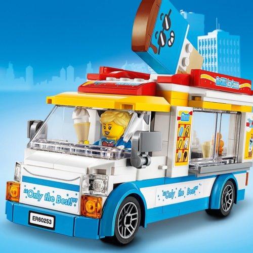 LEGO City Great Vehicles Грузовик мороженщика
