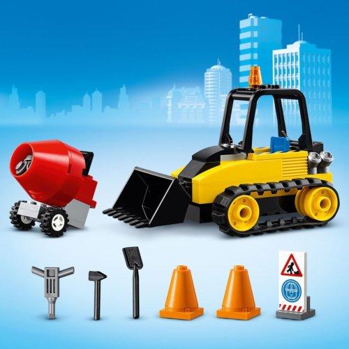 LEGO City Great Vehicles Строительный бульдозер
