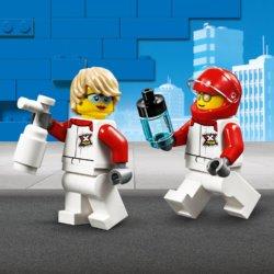 LEGO City Great Vehicles Транспортировщик скоростных катеров