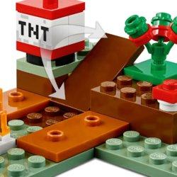 LEGO Minecraft Приключения в тайге