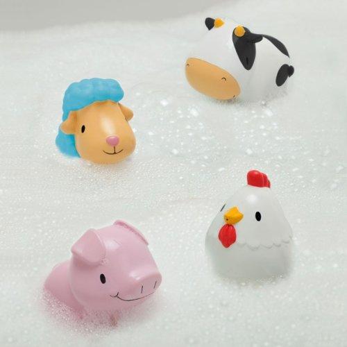 Munchkin игрушка для ванны ферма 8шт 9+