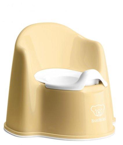 BabyBjorn горшок- кресло желтый