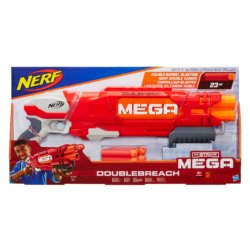 NERF Мега даблбрич (бластер)