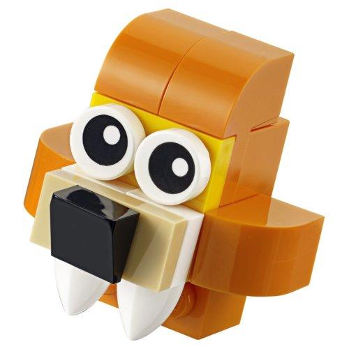 LEGO Classic Оранжевый набор для творчества