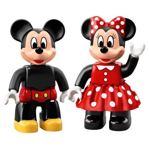 LEGO DUPLO Disney Катер Микки