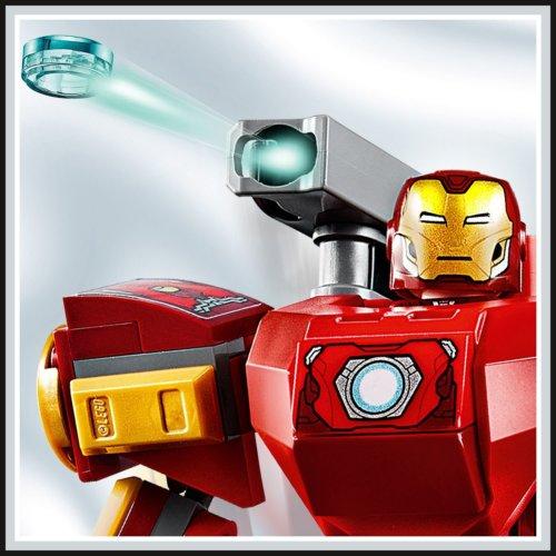 LEGO Super Heroes Железный человек