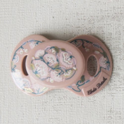 Elodie Details пустышка Newborn Faded Rose Bells c 0-6 месяцев