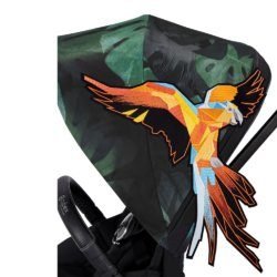 Cybex Коляска прогулочная Priam III FE Birds of Paradise
