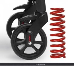 Joie коляска Muze LX Cranberry