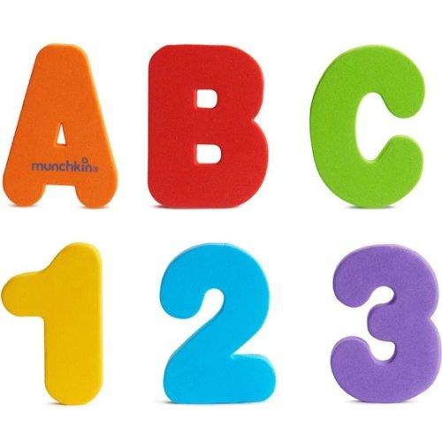 Munchkin игрушка для ванны Буквы и Цифры